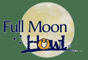 Full Moon Howl logo