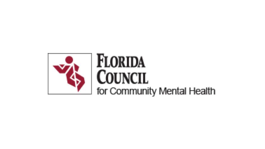 Florida Council for Community Mental Health Logo