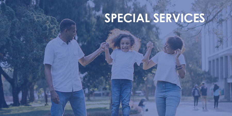 Special Services Image