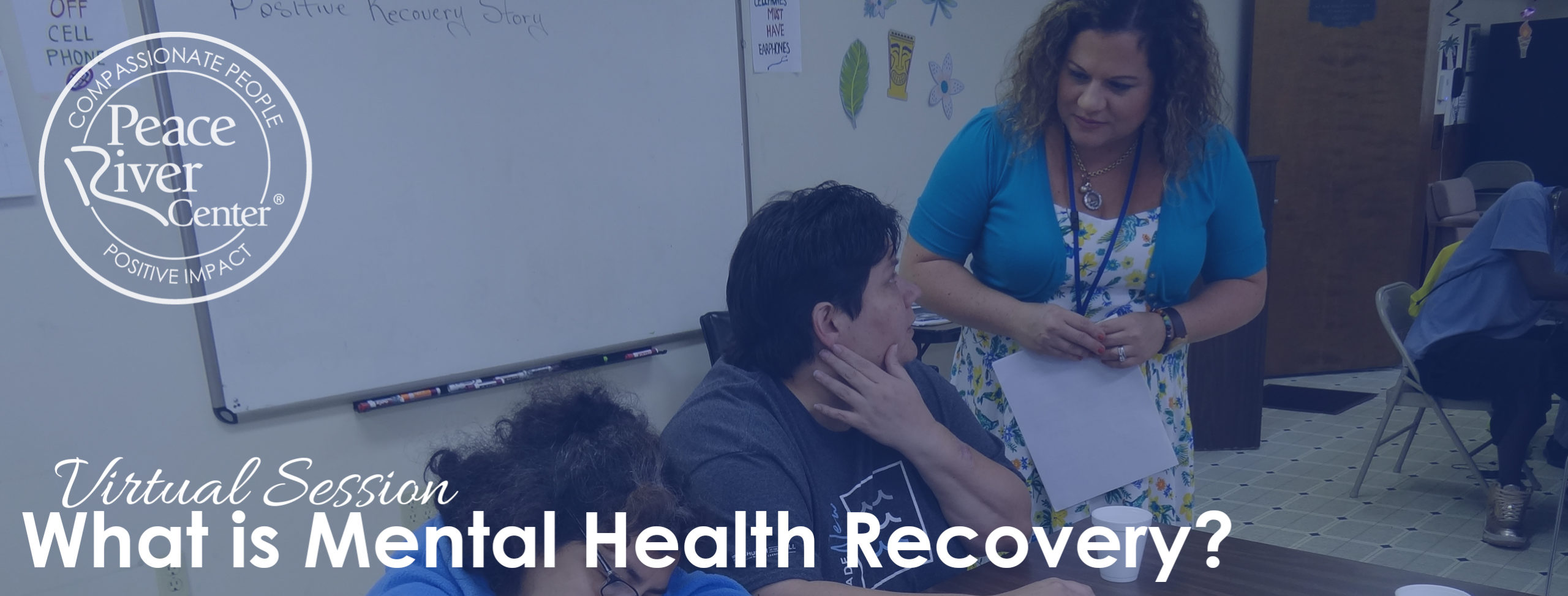 what is mental health recovery?