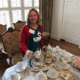 Susan Curry at 2019 Coffee