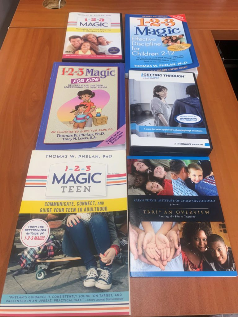 Home to Stay Parenting books