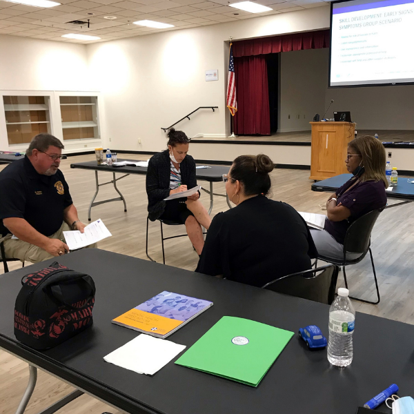 Bartow Mental Health First Aid Community Session