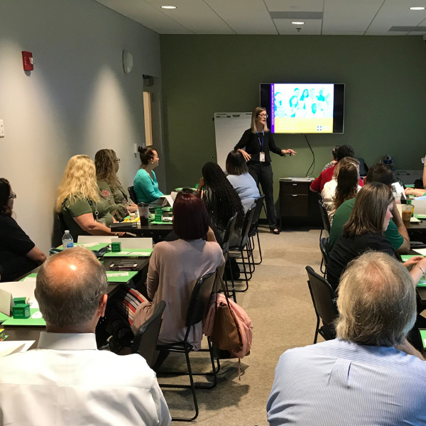 Mental Health First Aid Community Session Lakeland Crisis Campus