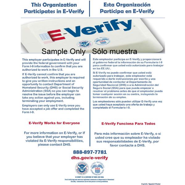 Peace River Center participates in Everify