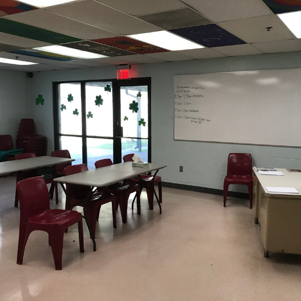 SRT classroom