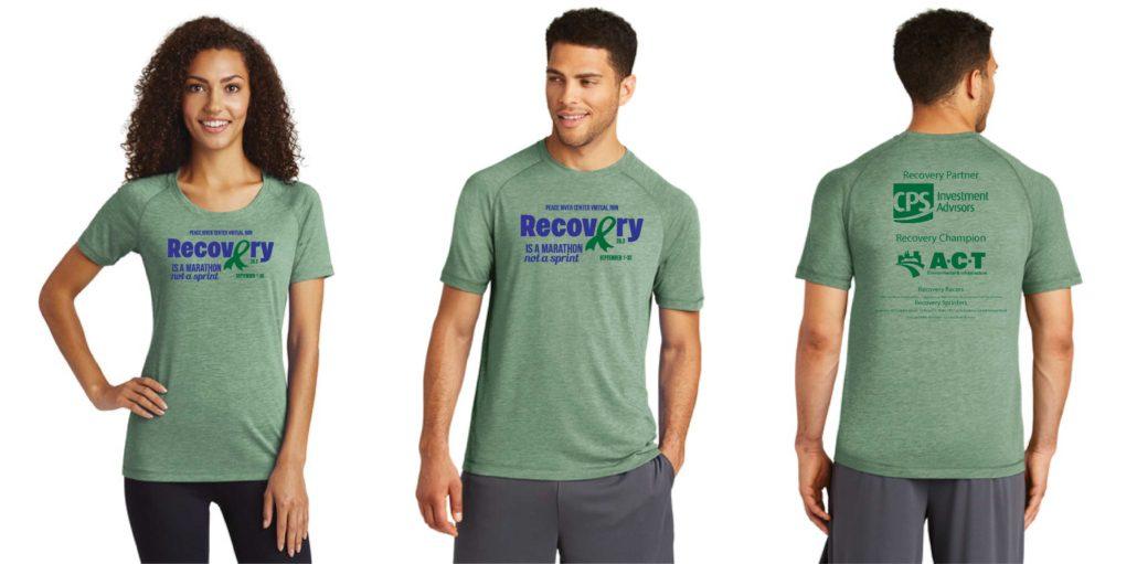 2020 virtual marathon shirt
