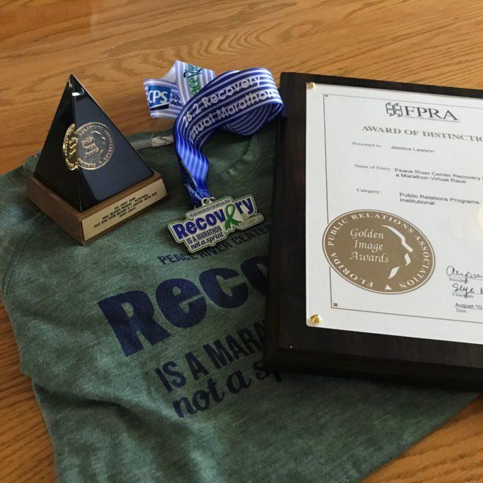 Virtual Run Tshirt, Medal, Image Awards