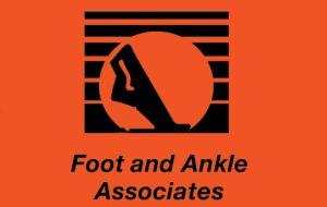 Foot and Ankle Associates Orange Logo